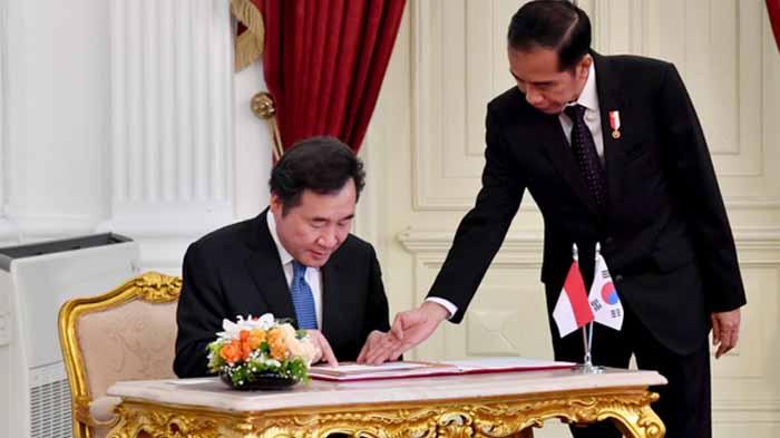 PM Lee: Tuan Rumah Asian Games, Indonesia Perkokoh Perdamaian Korsel dan Korut