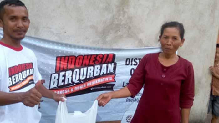 Relawan ACT Lampung