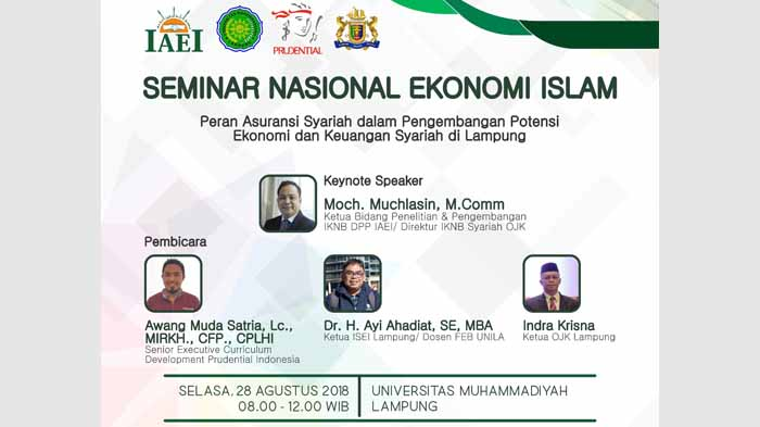 Seminar Nasional Ekonomi Islam