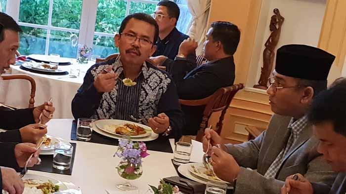 Bertemu Walikota Marseille, Senator Andi Surya akan Tawarkan Potensi Daerah Lampung