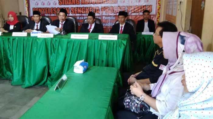 Mediasi Tidak Selesai, Bawaslu Kota Bandar Lampung Tolak Gugatan PSI