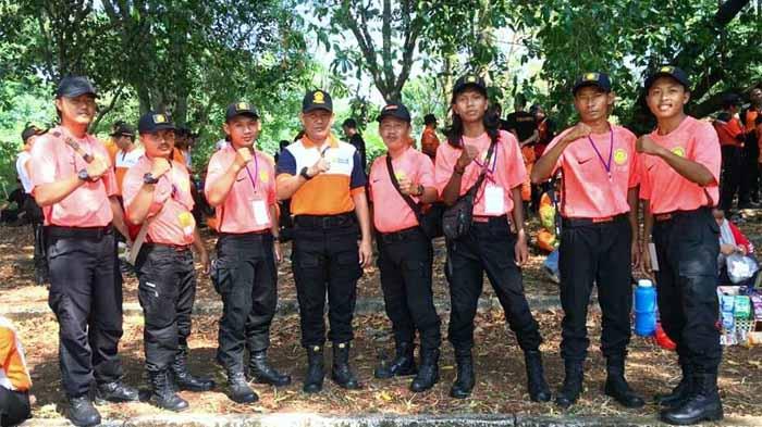 UKM Maharipal UIN Lampung Kirim Delegasi Jambore SAR Nasional
