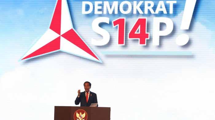 Kader Demokrat Membelot ke Jokowi