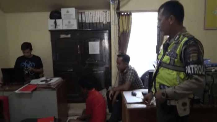 Larikan Motor Teman, Residivis Tujuh Kali Masuk Bui Diamankan Polisi di Lampung Timur