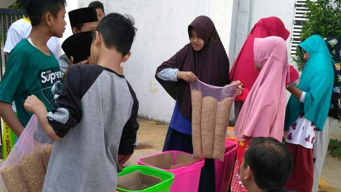 Pengabdian Masyarakat, Dosen Itera Gelar Pelatihan Pengelolaan Sampah
