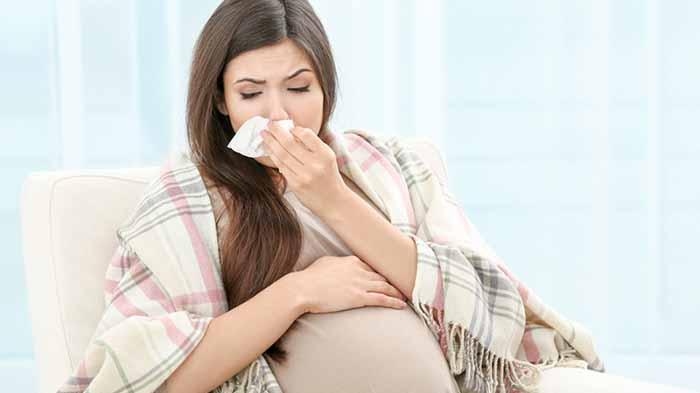 Begini Cara Mengobati Flu Secara Alami pada Ibu Hamil