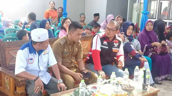 Puluhan Anak Yatim dan Dhuafa Disunat GASPOOL Lampung