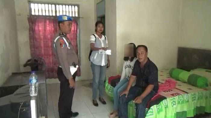 Warga Tulang Bawang Tertangkap Basah Gauli ABG di Hotel