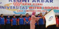 Ikatan Alumni Umitra Resmi Terbentuk, dr. Boy Zaghlul Zaini Didapuk jadi Ketua