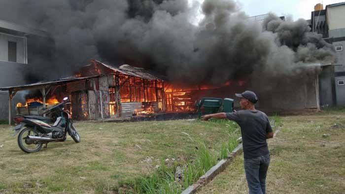 Ini Penyebab Kebakaran di Perumahan Bukit Kencana III