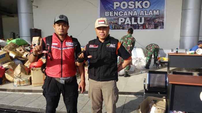 Relawan asal Lampung Siap Distribusikan Donasi ke Korban Gempa di Palu