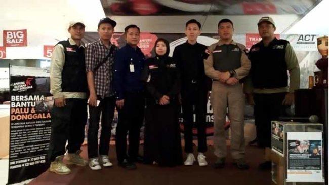 MRI Lampung kirim Relawan ke Palu, ini Program Prioritasnya