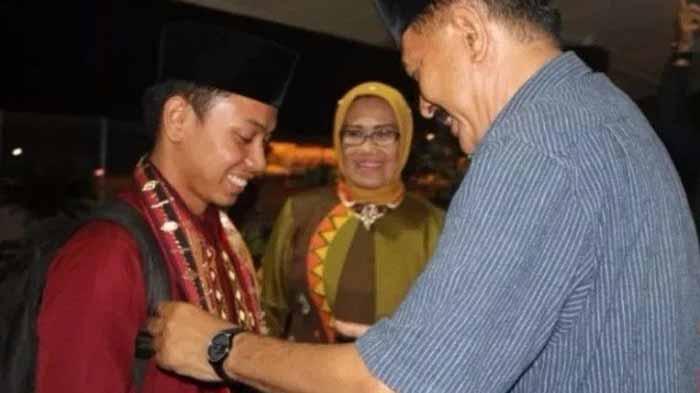 Kafilah Lampung Raih Juara Pertama Lomba Tahfidz Quran 30 juz di MTQ Nasional
