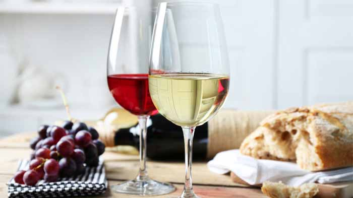 Minuman Beralkohol Wine