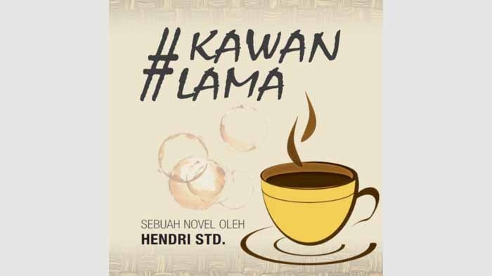 Novel Kawan Lama