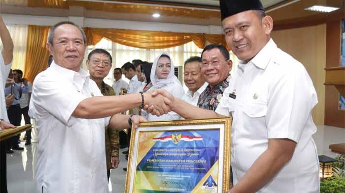 Penghargaan DJPb Lampung