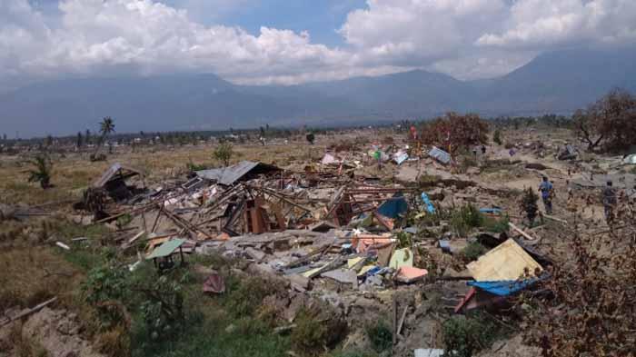 Kesaksian Korban Hidup Bencana Maha Dahsyat Likuifaksi di Petobo