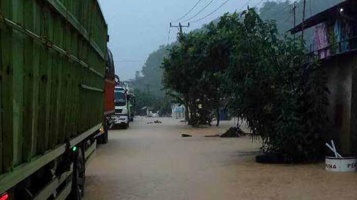 Banjir di Katibung