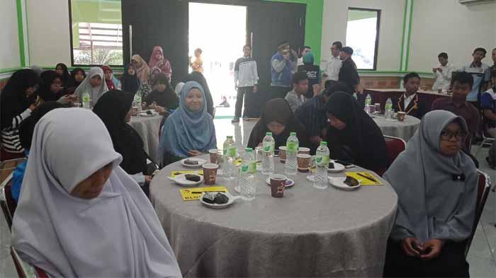 FKAR Lantik Pengurus Baru, Ini Harapan Rohis SMA Negeri 12 Bandar Lampung
