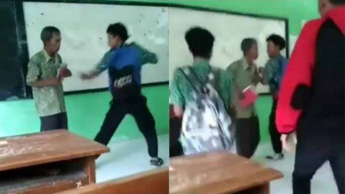Guru Dikeroyok Murid