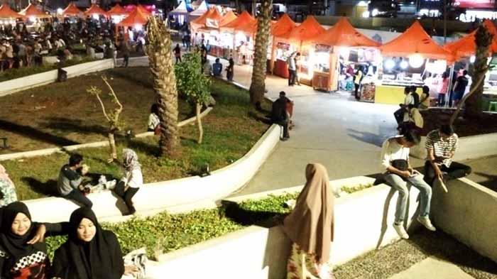 Lalang Waya Market