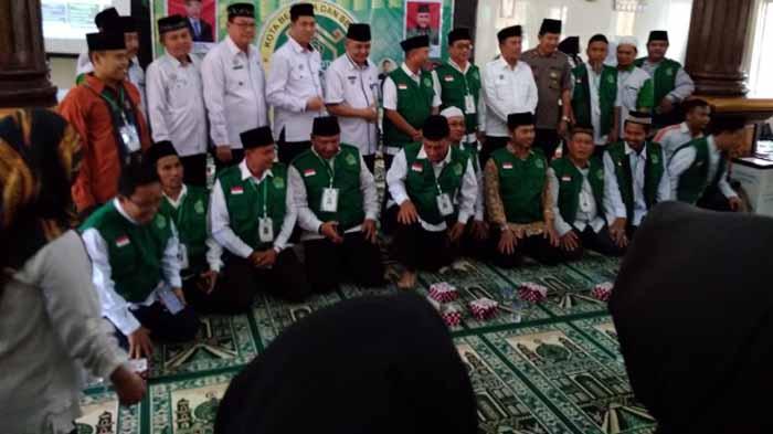 Pemberdayaan Manula, ACT Lampung Resmikan Program Pembinaan Ekonomi Produktif