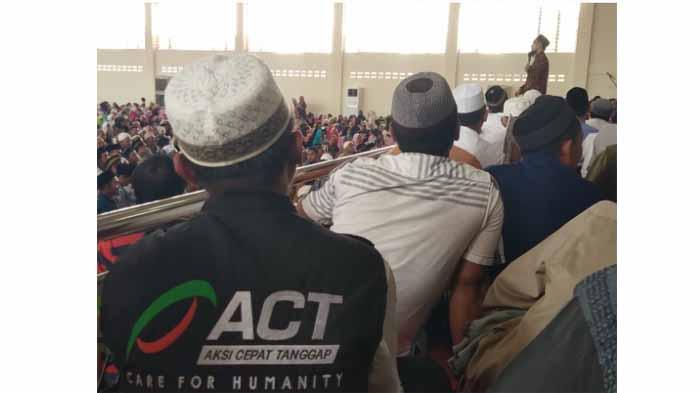 Pemda Mesuji Siap Support Kegiatan Sosial Kemanusiaan ACT Lampung