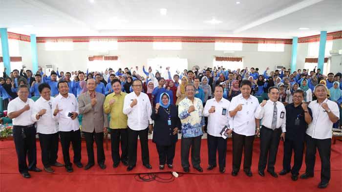 Perkuat Pengawasan, BBPOM Bandar Lampung MoU dengan empat Perguruan Tinggi