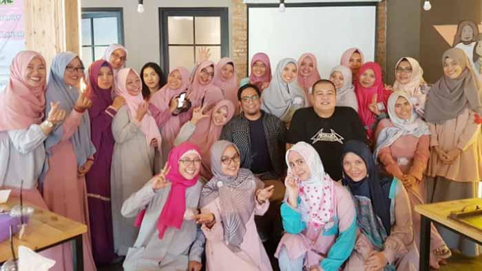 Kompakers Lampung Sukses Gelar Workshop Fotografi dan Talkshow Personal Branding