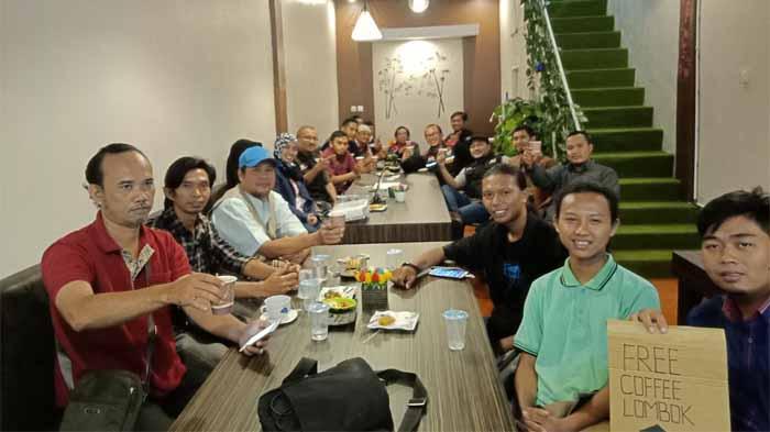 Puluhan Komunitas di Lampung Komitmen untuk Wakaf Sumur MCK Kelumbayan