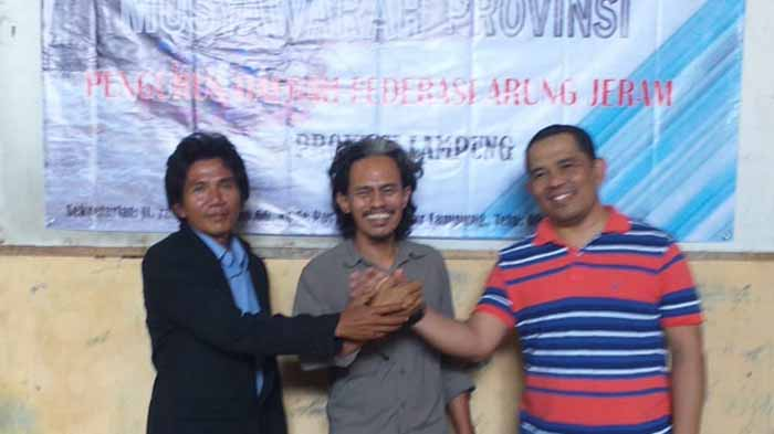 Musprov FAJI Lampung, Sekjen PB: Lampung Daerah Potensial bagi Cabor Arung Jeram
