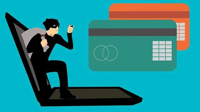 Jaringan Pemalsu Kartu Kredit Ditangkap, Toko-Toko  di Lampung Jadi Sasaran