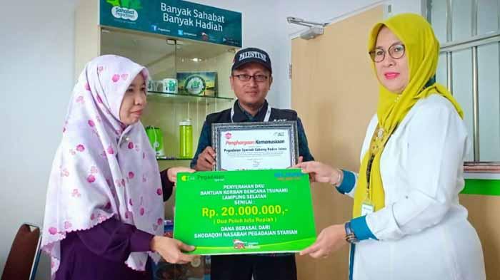Posko ACT-MRI Masih Layani Penyintas Tsunami Lamsel, Bantuan Terus Mengalir