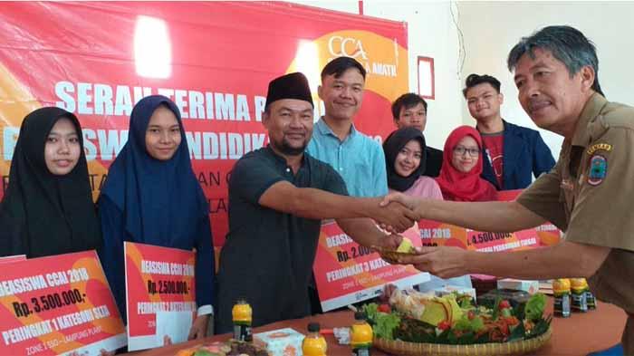 CCAI Lampung Plant