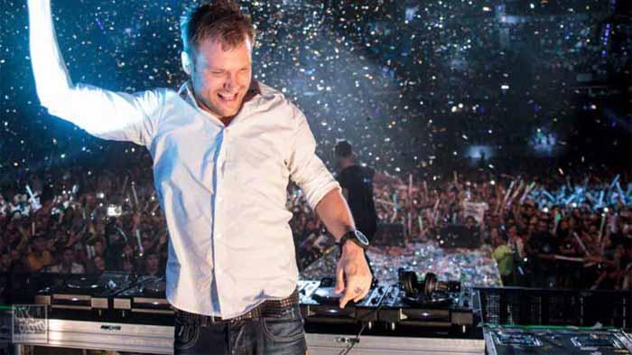 DJ Papan Atas Asal Belanda Dash Berlin akan Manggung di Lampung