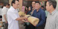 Kadisnakertrans Lampung Lepas 26 PNS yang masuk Masa Purna Bhakti
