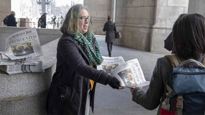 Washington Post Mengabarkan Donald Trump Mundur, Ini yang Terjadi Sebenarnya