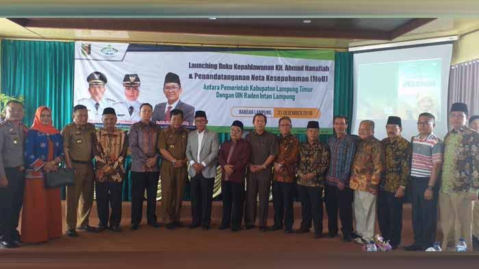 Menguak Lebih Dalam Pahlawan asal Lampung KH Ahmad Hanafiah
