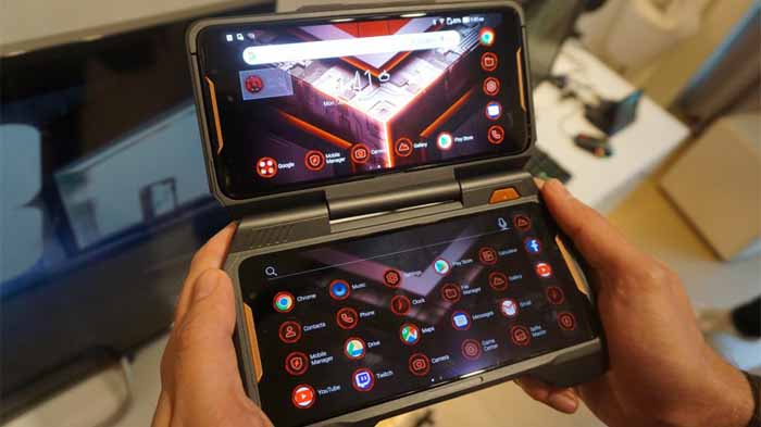 ASUS Indonesia Akan Segera Hadirkan Smartphone Gaming ROG Phone