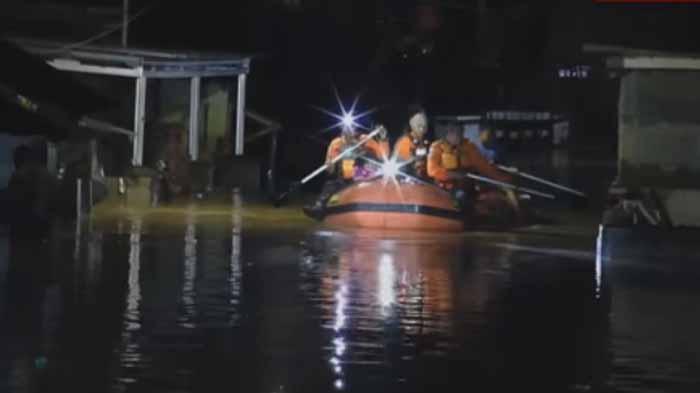 Sejumlah Wilayah Bandar Lampung Banjir, Ratusan Rumah Terendam