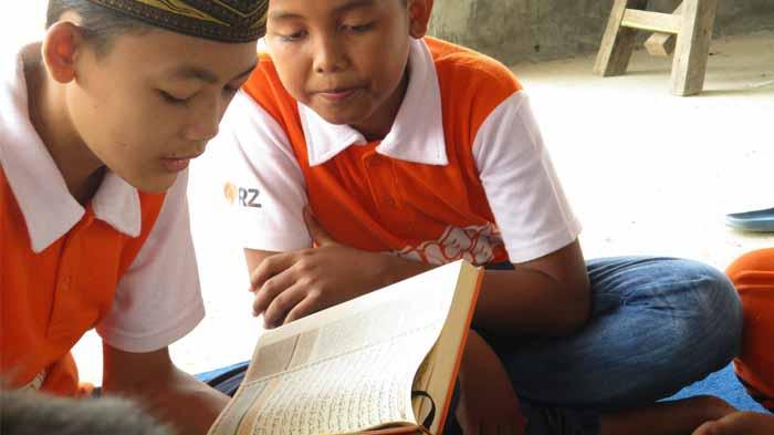 Beasiswa Anak Juara Rumah Zakat