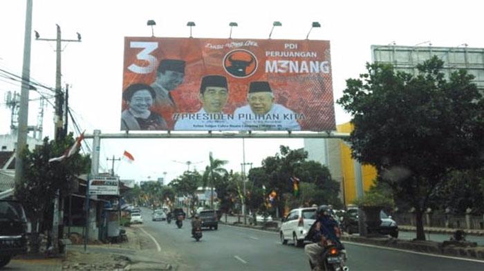 Billboard Jokowi