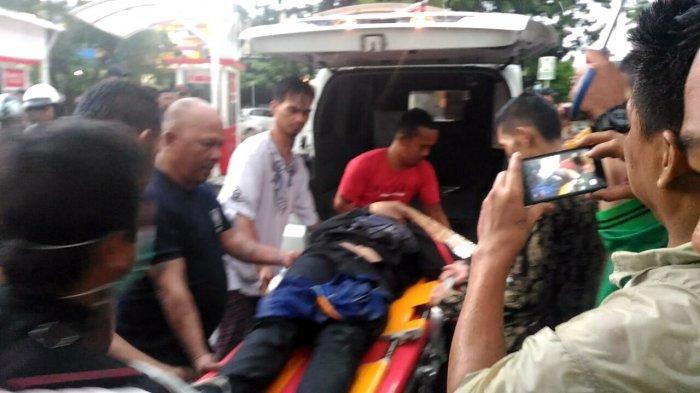 Awas Hoaks, Ini Fakta Ihwal Insiden Bunuh Diri di Transmart Lampung