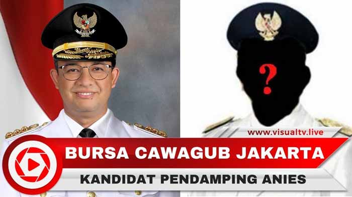 Calon Pendamping Anies
