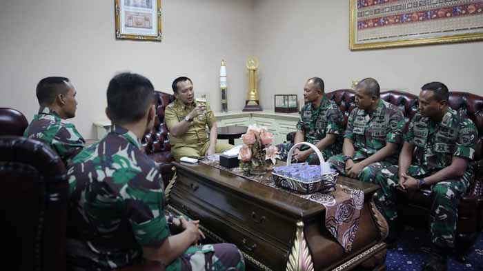 Gubernur Ridho Siap Dukung Brigif 4 Marinir Helat Festival Selat Kelagian