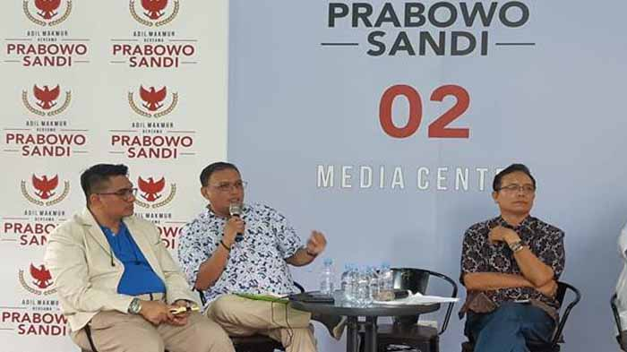 Media Center Prabowo-Sandi