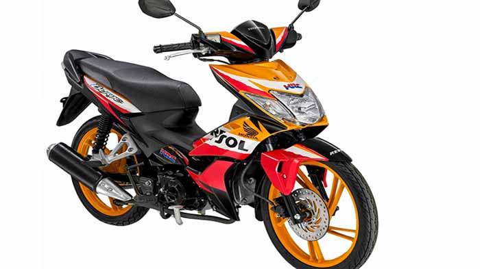 Honda Indonesia Setop Produksi Motor Blade, Ini Alasannya