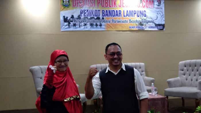 Komunitas Tapis Blogger Berharap Pemkot Bandar Lampung Beri Fasilitas Penggiat Medsos