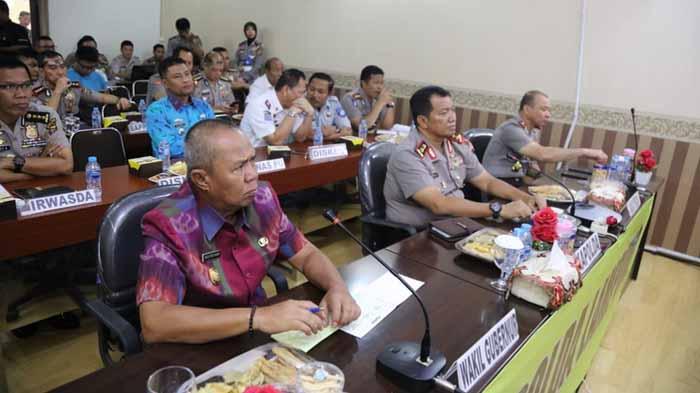 Polda dan Pemprov Lampung