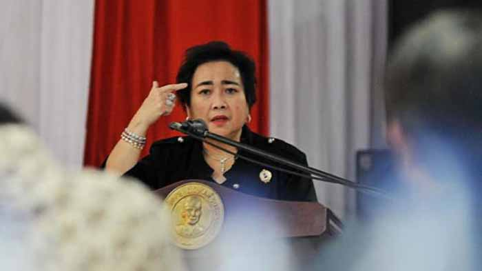 Kampanye di Solo, Rachmawati Soekarnoputri: Jangan Main Curang-Curangan